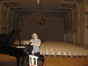Glinka Hall Stage